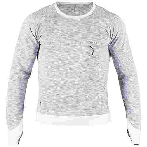 MOROTAI Endurance Sweatshirt Sweatshirt Herren Grau Melange