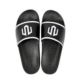 MOROTAI Brand Slippers Slipper Schwarz