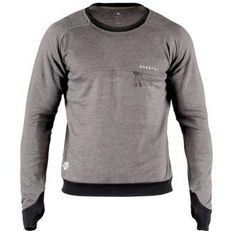 MOROTAI Endurance Sweatshirt Sweatshirt Herren Kohle