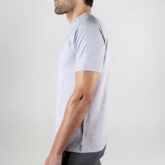 MOROTAI Brand Basic T-Shirt T-Shirt Herren Hellgrau
