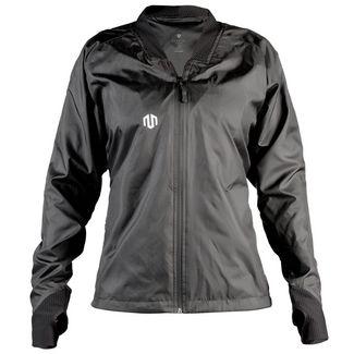 MOROTAI Light College Jacket Funktionsjacke Damen Schwarz