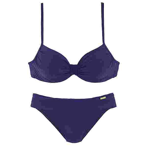 Lascana Bikini Set Damen blau