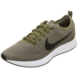 Nike Dualtone Racer Sneaker Herren grün / schwarz