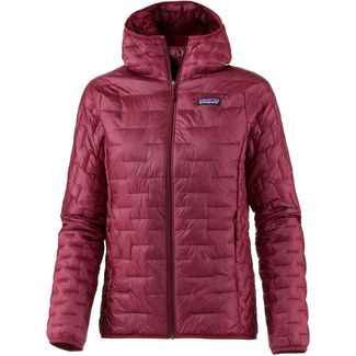 Patagonia Micro Puff Kunstfaserjacke Damen arrow red