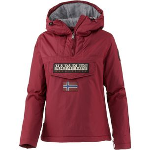 Napapijri Windbreaker Damen red-bourgogne