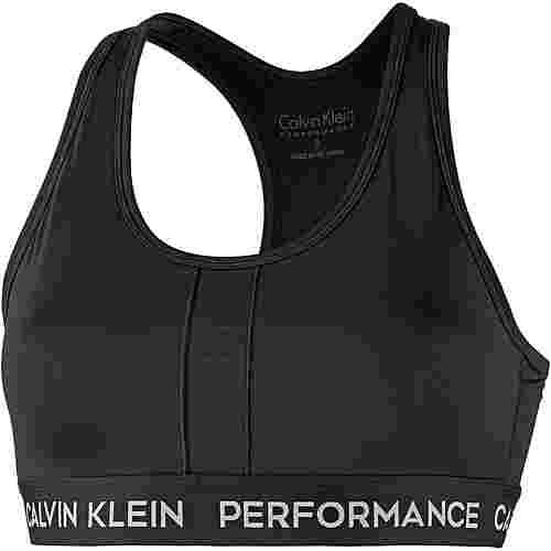 Calvin Klein Sport-BH Damen ck black-ck black block