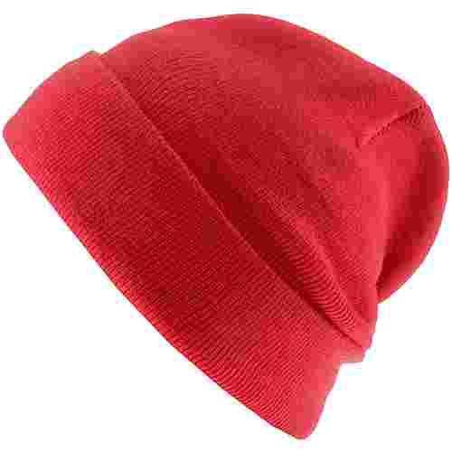 TOM TAILOR Beanie Damen scarlet red