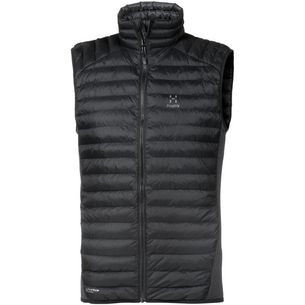 Haglöfs ESSENS Outdoorweste Herren True Black