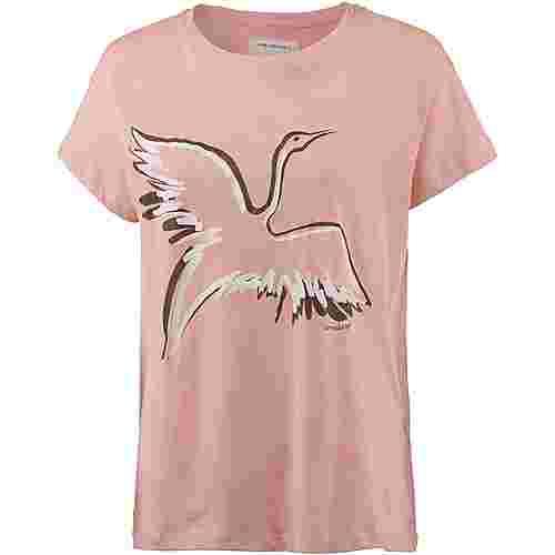 ARMEDANGELS Nela T-Shirt Damen dusty pink