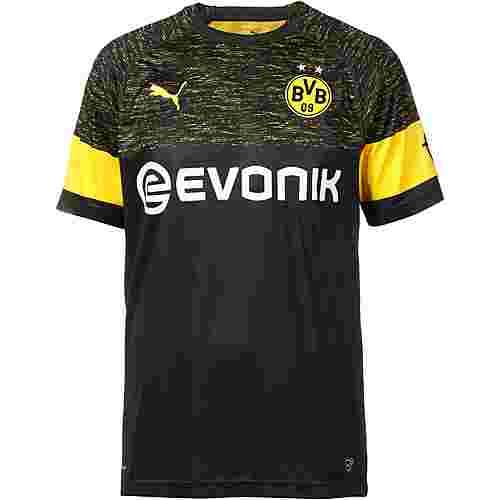 PUMA Borussia Dortmund 18/19 Auswärts Fußballtrikot Herren puma black