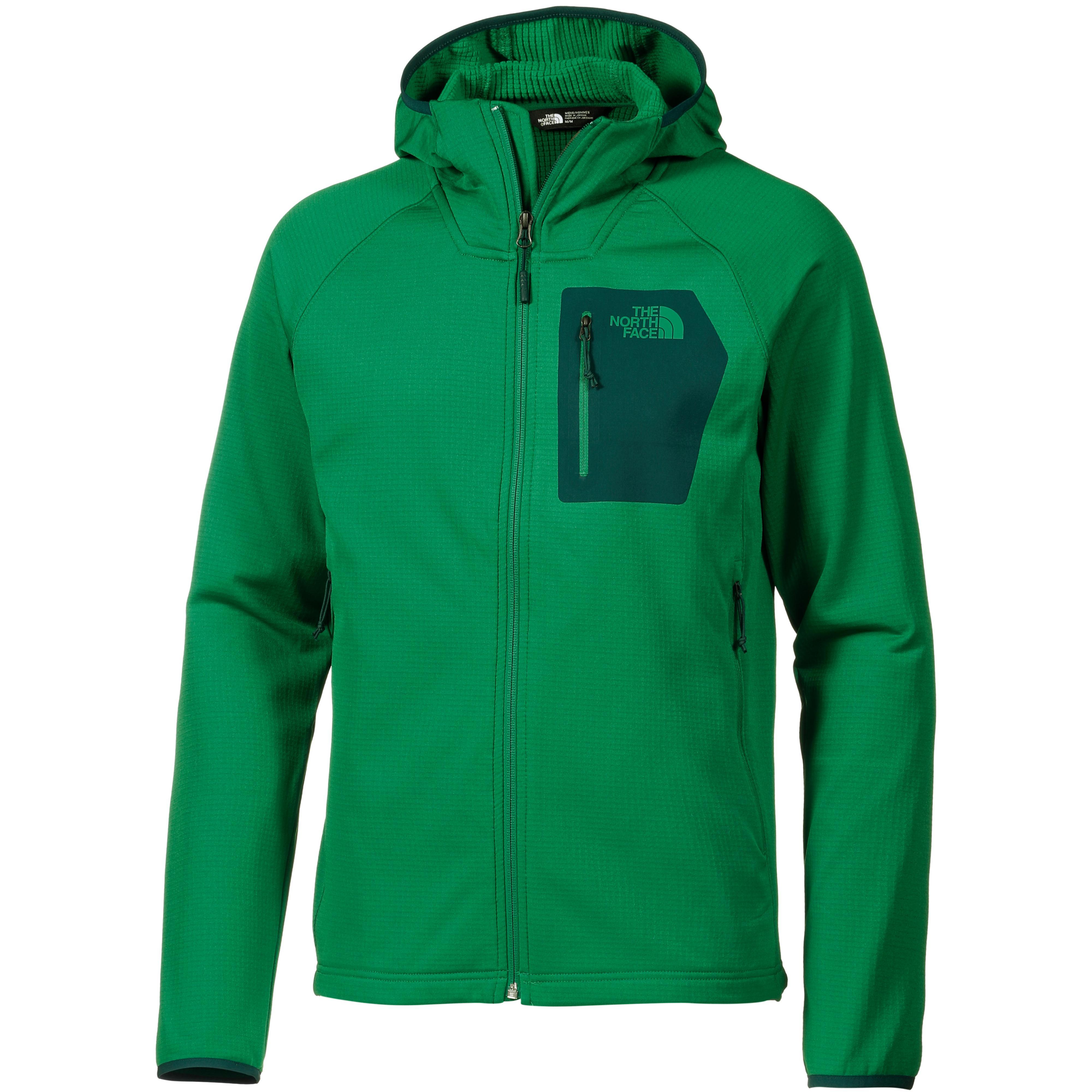 promo code 550b3 25bd9 The North Face BOROD Jacke Herren PRIMARYGRN/BOTNCLGARDNGRN im Online Shop  von SportScheck kaufen