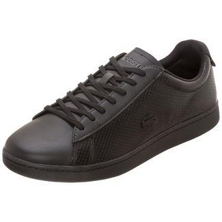Lacoste Carnaby Evo Sneaker Herren schwarz
