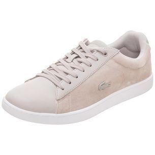 Lacoste Carnaby Evo Sneaker Damen grau