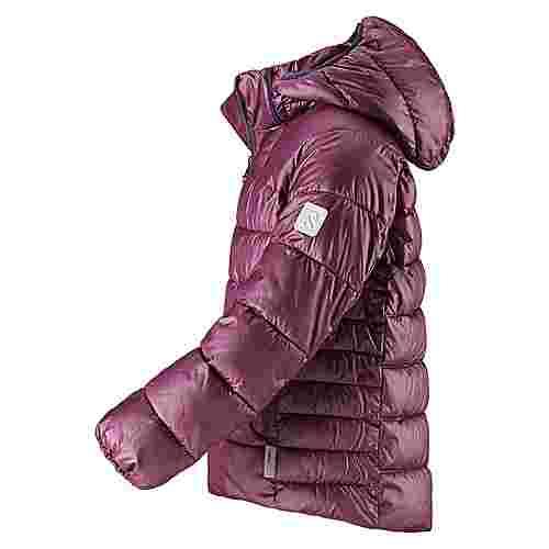 reima Kinder Winterjacke Petteri Winterjacke Kinder Deep purple