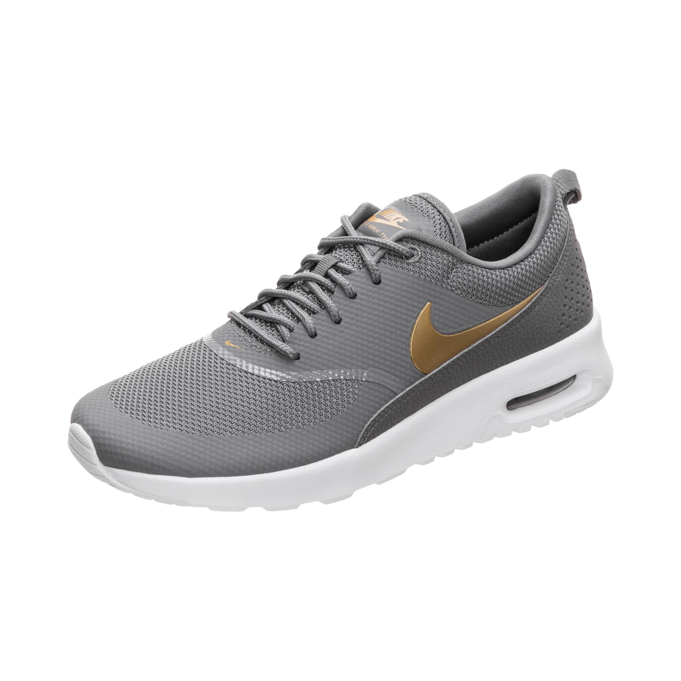 timeless design 4f2a3 7d1a4 hot nike air max thea damänner grau and weiß 2cd73 618dd