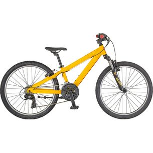 SCOTT Voltage JR 24 MTB Hardtail Kinder yellow/red
