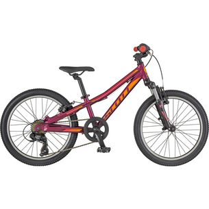 SCOTT Contessa JR 20 MTB Hardtail Kinder olum/orange