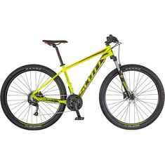 SCOTT Aspect 950 MTB Hardtail yellow/red