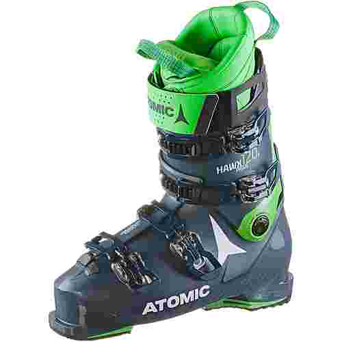 ATOMIC HAWX PRIME 120 S Skischuhe Dark Blue/Green