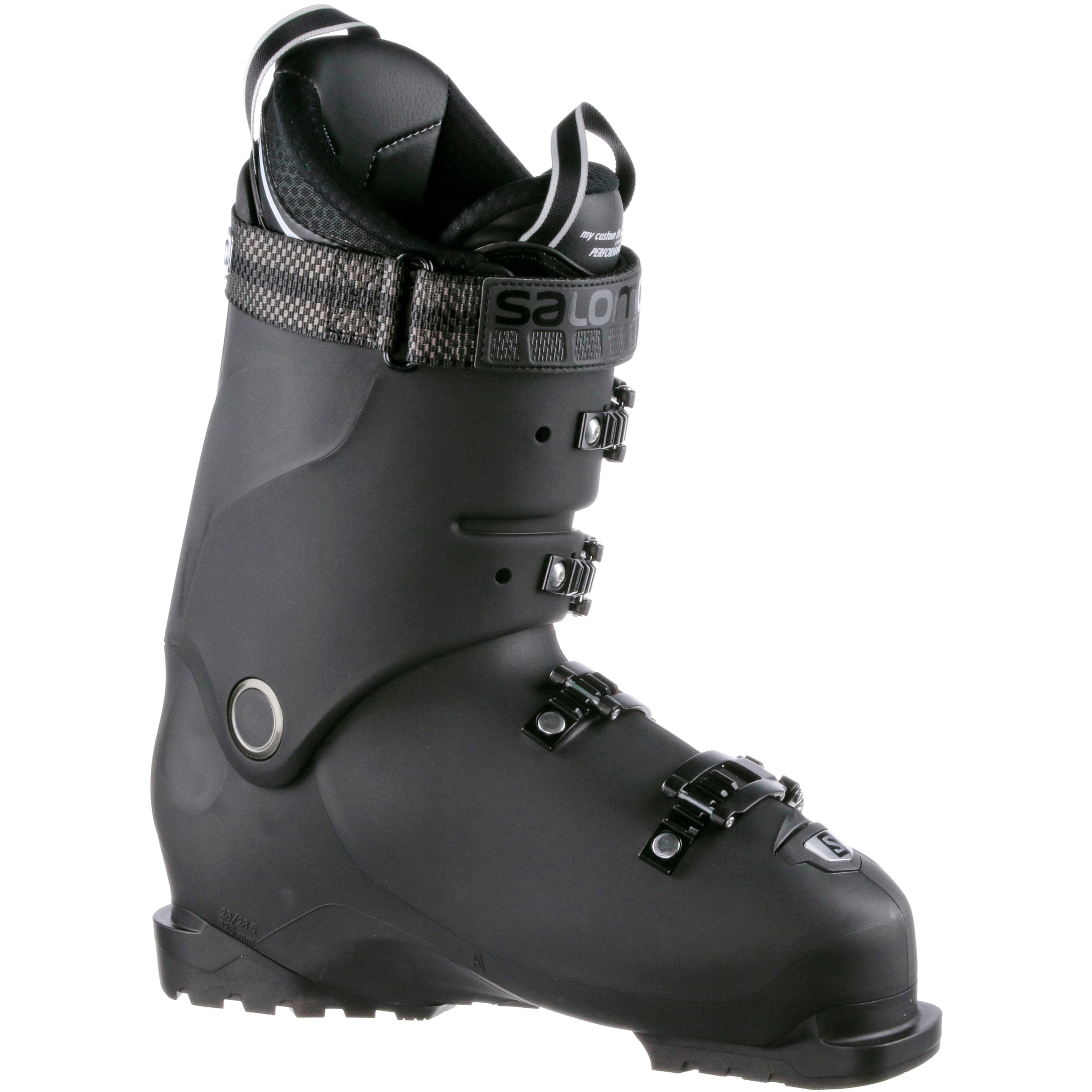 Salomon ALP. Stiefel X PRO 100 Skischuhe Herren schwarz schwarz schwarz Metalschwarz Wh im Online Shop von SportScheck kaufen Gute Qualität beliebte Schuhe 4efb3b