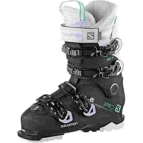 Salomon ALP. BOOTS X Pro X80 CS Skischuhe Damen Black/Wh/Ablue