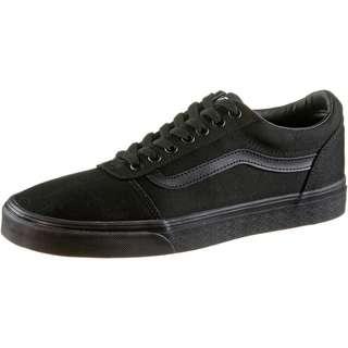 Vans Ward Sneaker Herren black-black