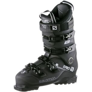 Salomon ALP. BOOTS X PRO 100 Skischuhe Herren Black/Metalblack/Wh