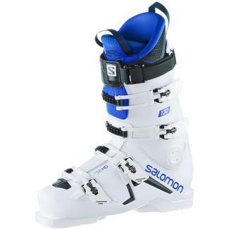 Salomon ALP. BOOTS S/MAX 130 Skischuhe Herren White/Raceblue/BK