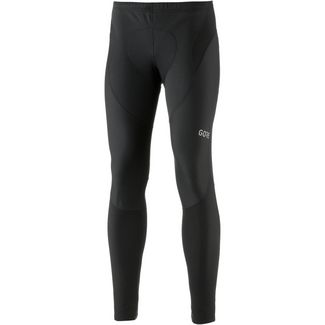 GORE® WEAR C3 Partial Gore Windstopper Tights Fahrradtights Herren black