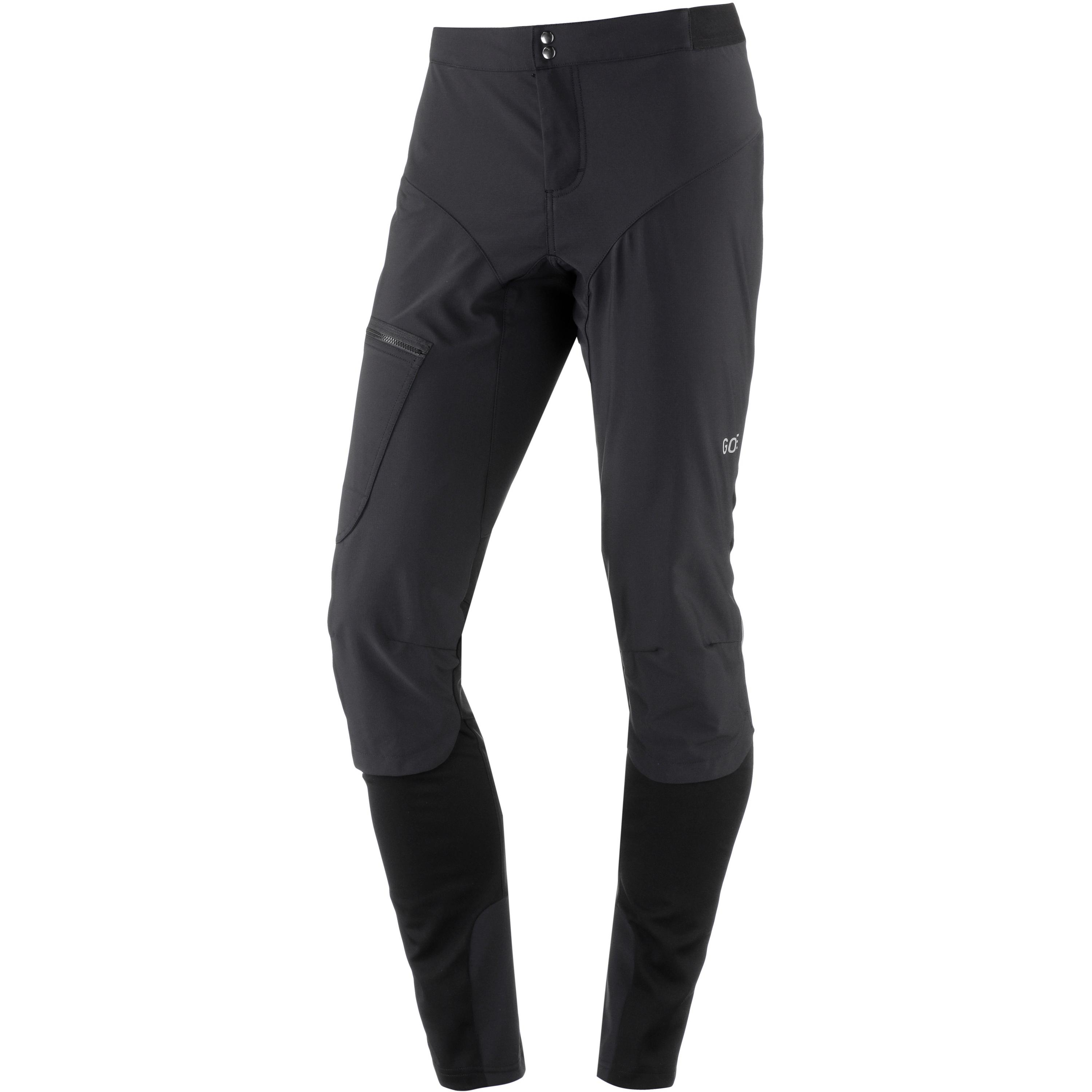 Image of GORE® WEAR C5 Gore Windstopper Trail 2in1 Pants Fahrradhose Herren