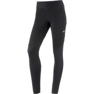 GORE® WEAR R3 Partial Lauftights Damen black