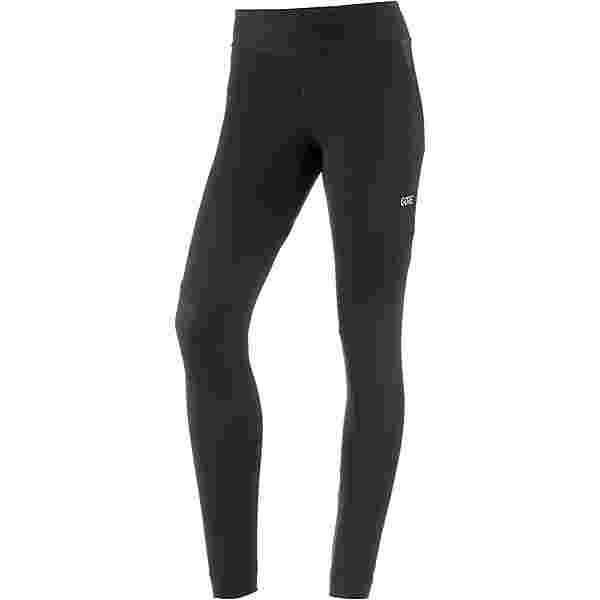 GORE® WEAR R3 Partial Lauftights Damen black
