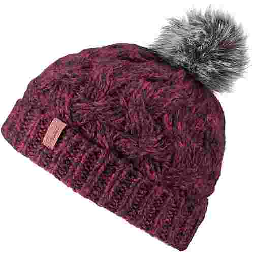 Protest Beanie Kinder beet red