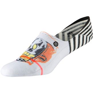 Stance Mr Roboto Sneakersocken Damen offwhite