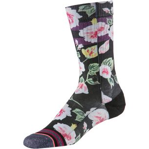 Stance Overjoyed Sneakersocken Damen black