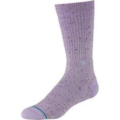 Stance Icon 2 Sneakersocken Herren violet