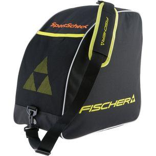 Fischer SPORTSCHECK SKIBOOTBAG Skischuhtasche Black/Yellow