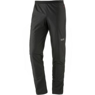 GORE® WEAR R3 WINDSTOPPER® Laufhose Herren black