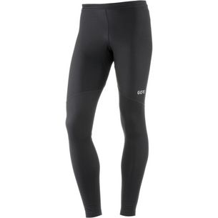 GORE® WEAR R3 WINDSTOPPER® Lauftights Herren black-neon-yellow