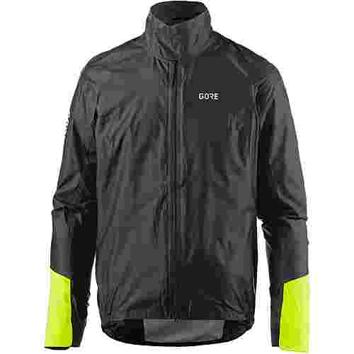 GORE® WEAR C5 SHAKEDRY Viz Jacket GORE-TEX® Fahrradjacke Herren black/neon yellow