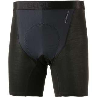 GORE® WEAR C3 Gore Windstopper Boxer Shorts Funktionsunterhose Herren black