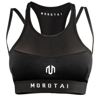 MOROTAI Performance Mesh Strap Bra Sport-BH Damen Schwarz