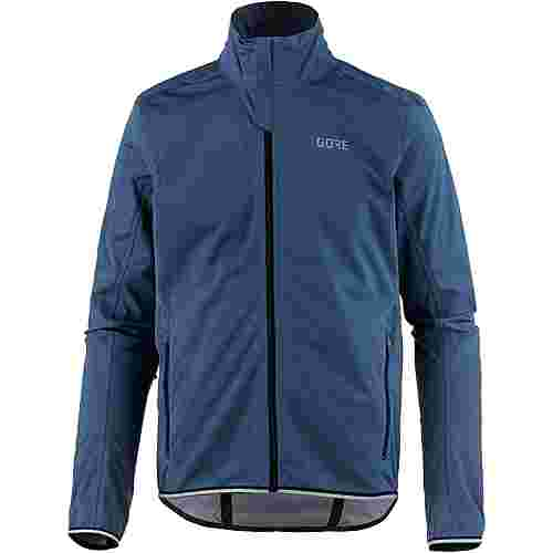 GORE® WEAR R3 WINDSTOPPER® Laufjacke Herren deep-water-blue