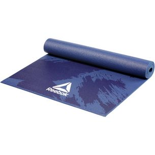 Reebok Yogamatte schwarz