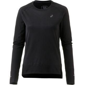 ASICS Seamless Laufshirt Damen sp performance black