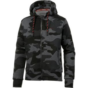 Superdry Sweatjacke Herren urban charcoal camo