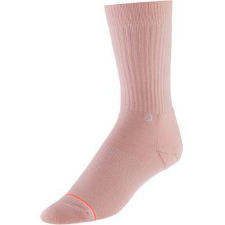 Stance Ms Fit Sneakersocken Damen pink