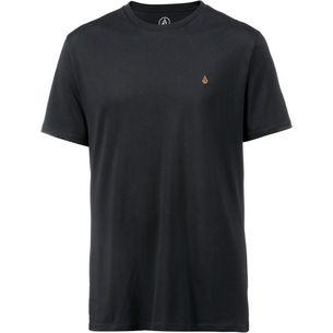 Volcom Stone Blank T-Shirt Herren black