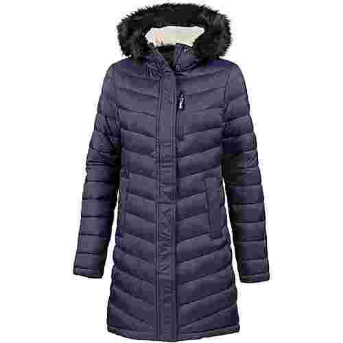 Superdry Steppmantel Damen navy