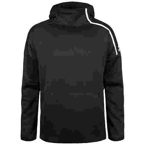adidas Z.N.E. Hoodie Herren schwarz / weiß